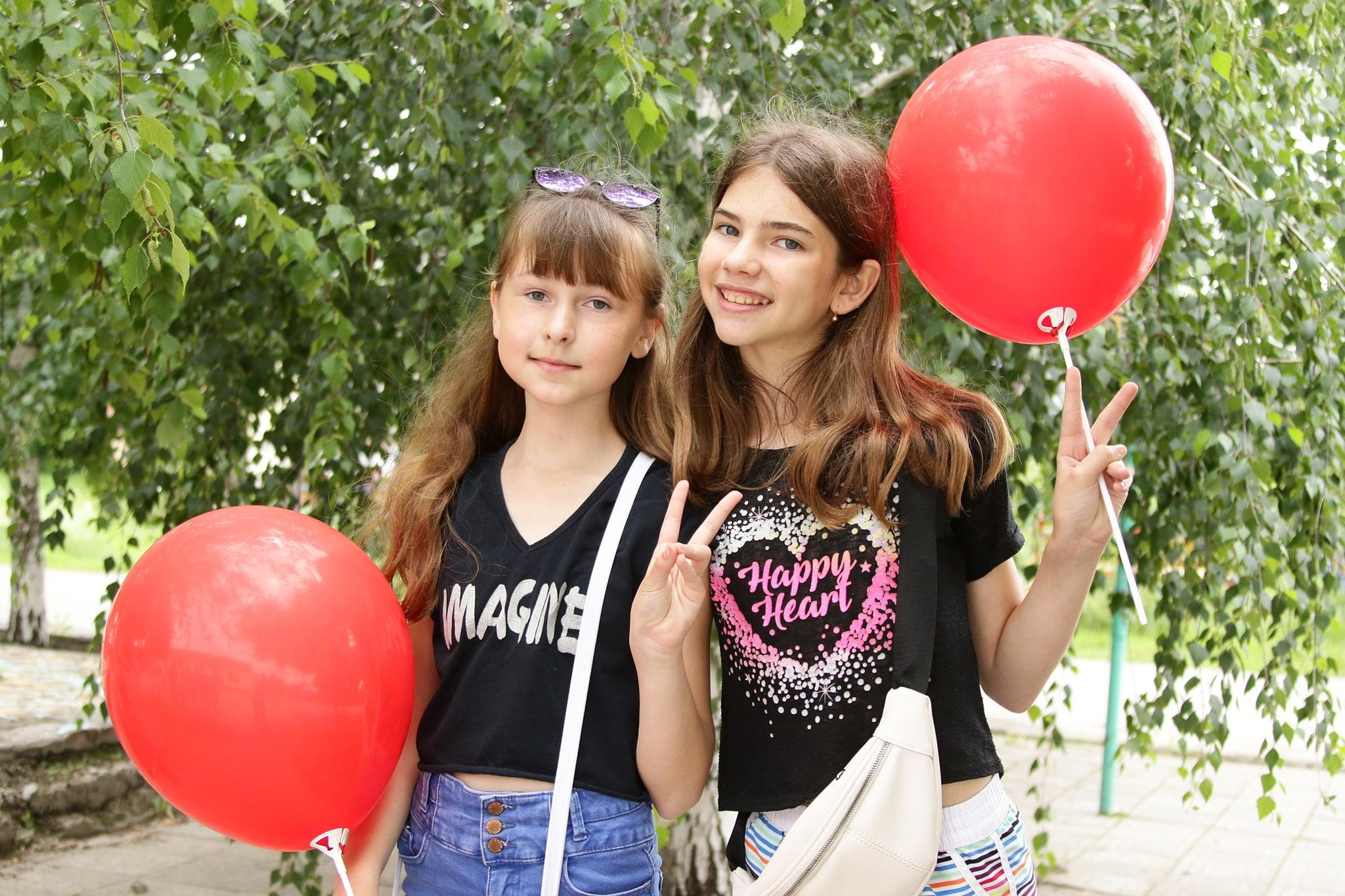 На віддалених мікрорайонах Новомосковська пройшла серія свят для дітей